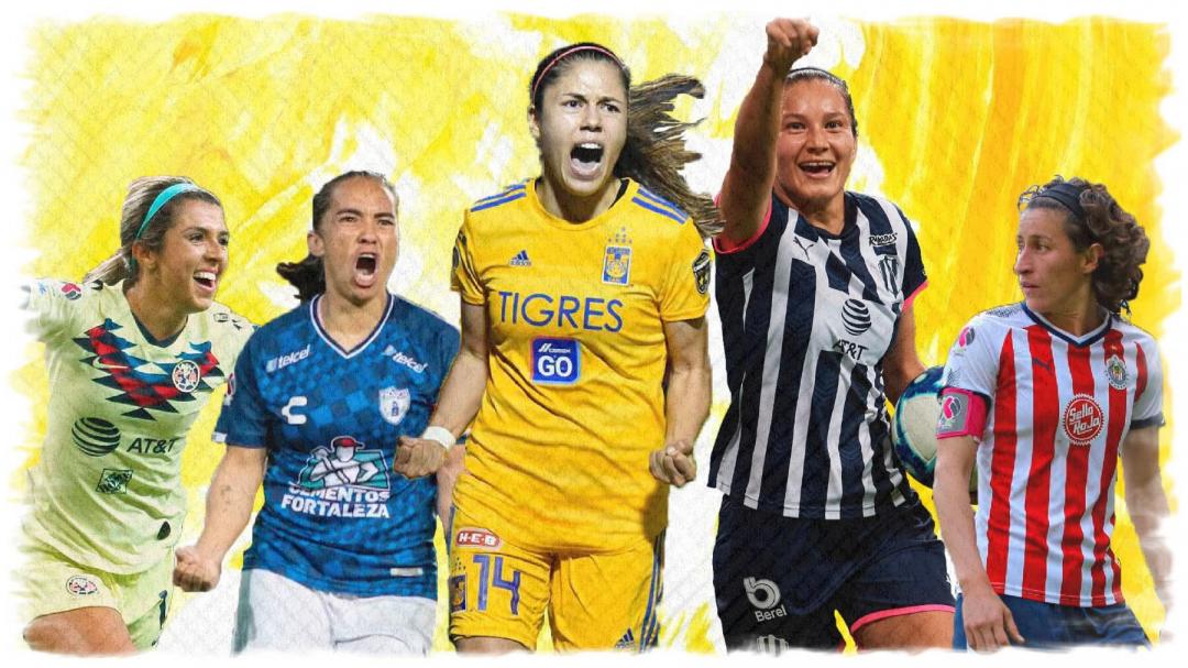 La Liga MX Femenil es cosa de dos