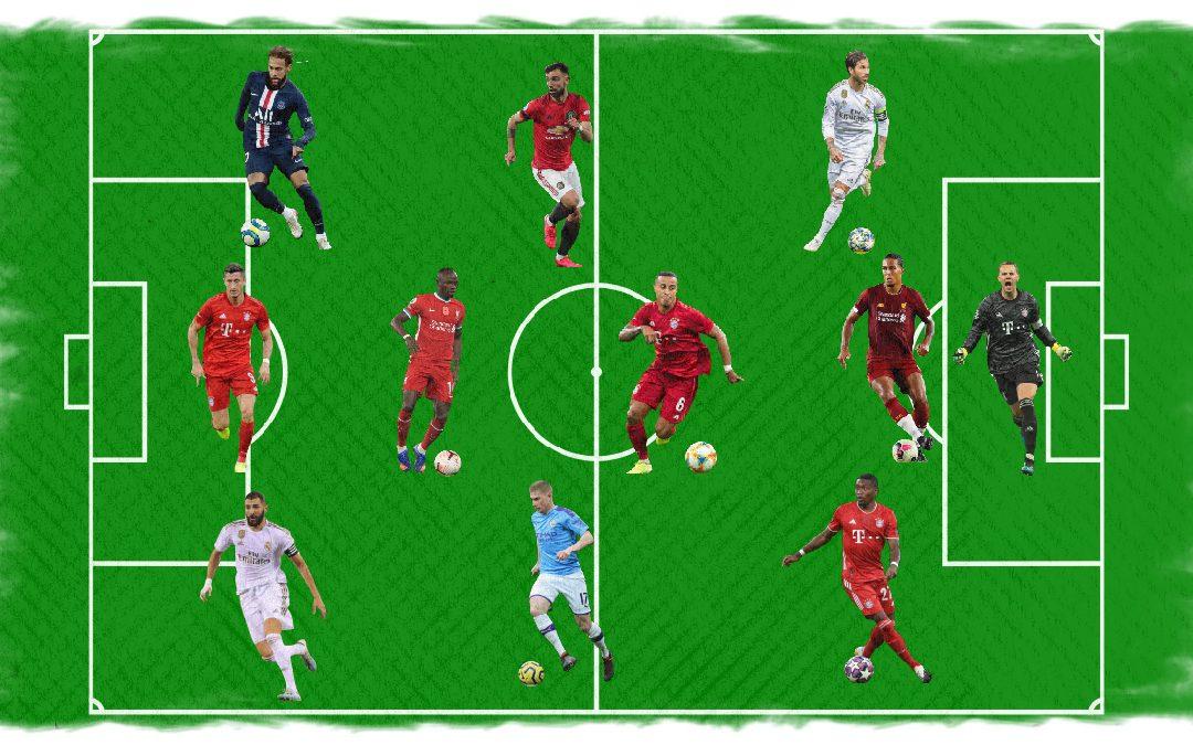 Explicado: el 11 Ideal de FIFA-FIFPro
