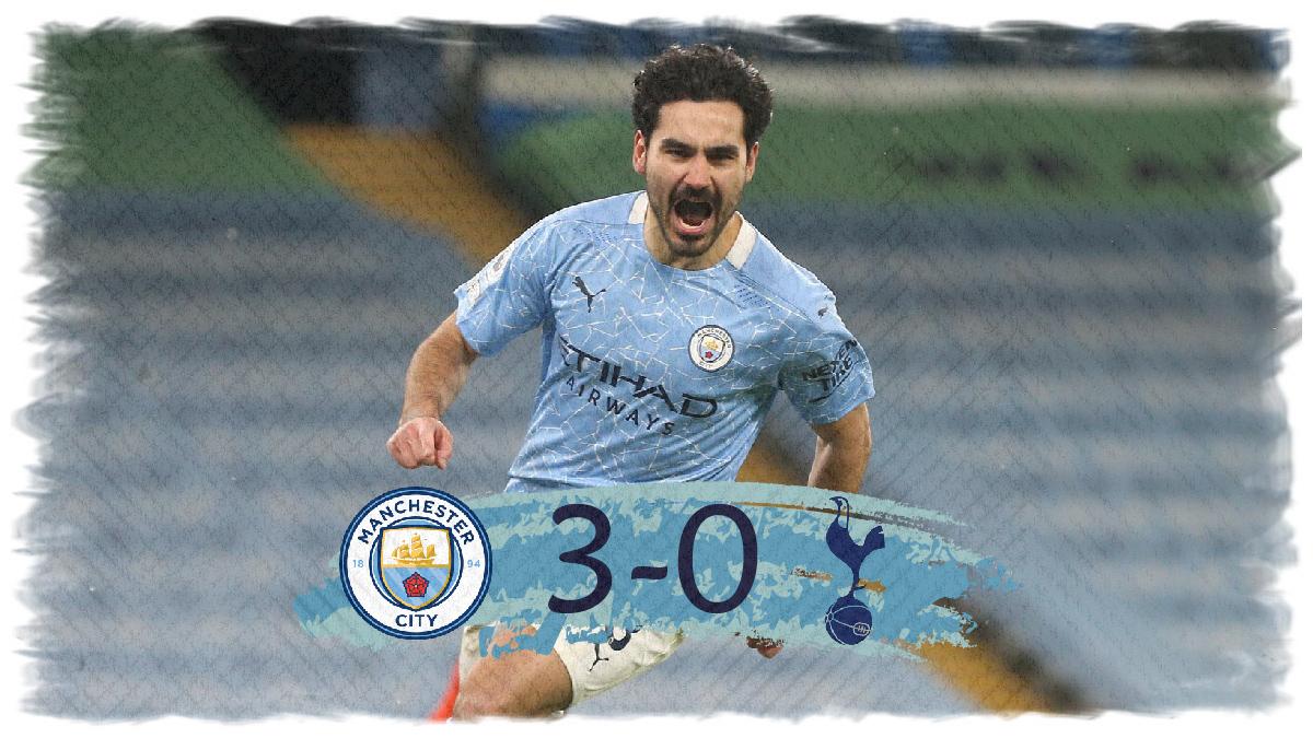 Manchester City vs Tottenham: las claves