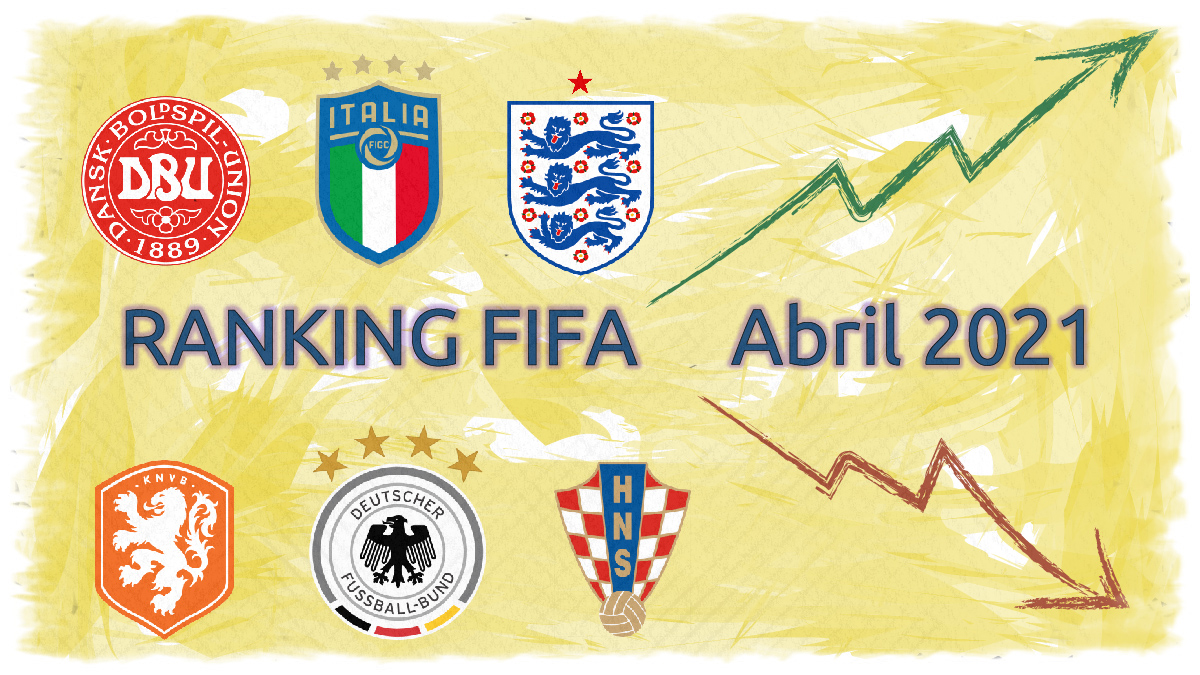 Explicado: el Ranking FIFA de abril