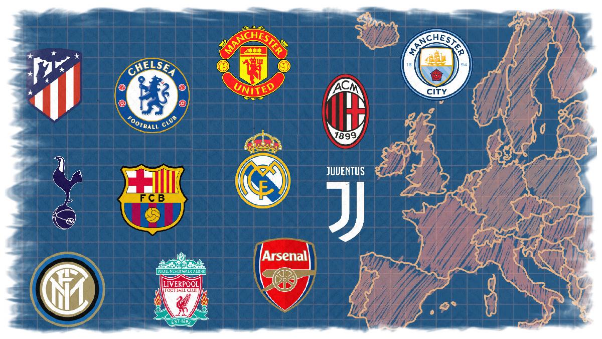 La Superliga: una reforma absoluta al fútbol europeo