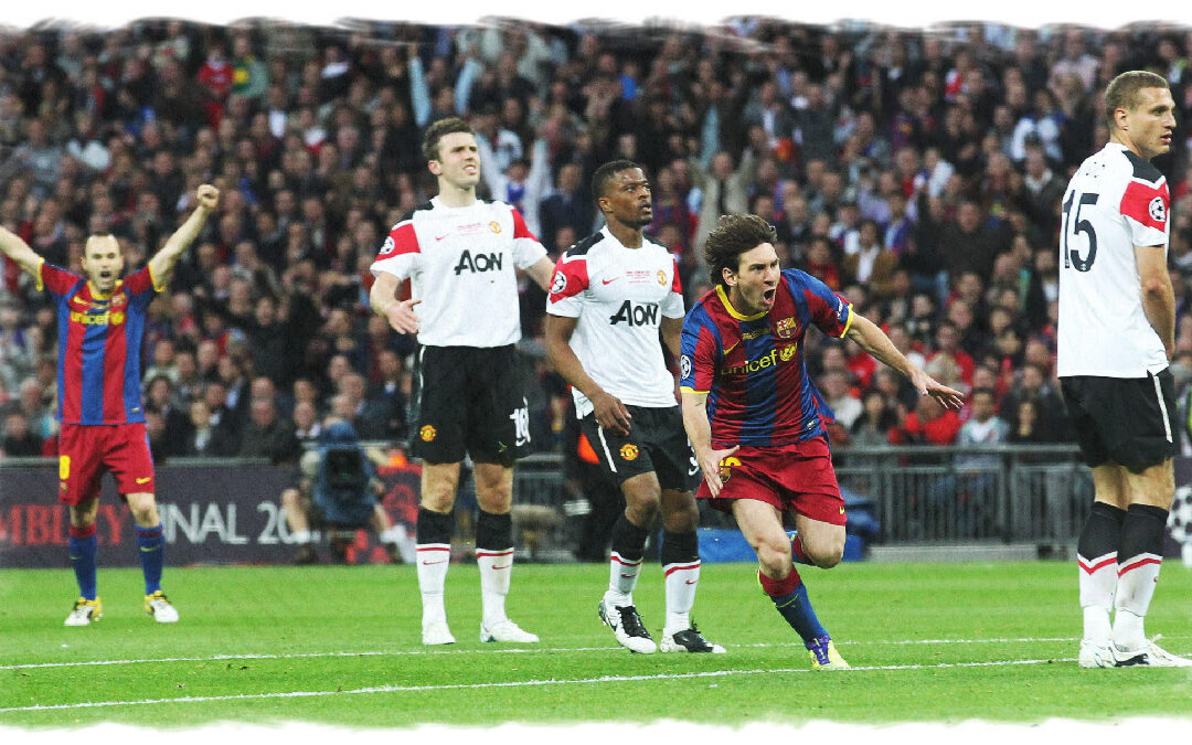Wembley 2011: la perfección del Barcelona