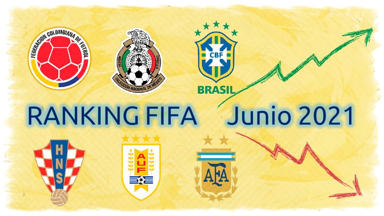 Explicado: el Ranking FIFA de junio